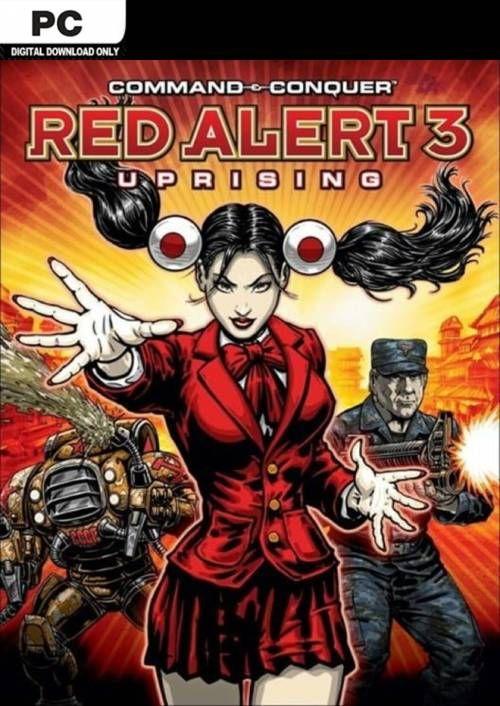 Command & Conquer: Red Alert 3 - Uprising в Steam