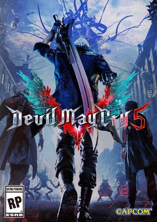 DEVIL MAY CRY 5: DELUXE EDITION + 19 DLCS