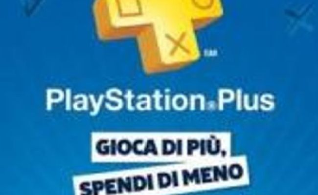 Playstation Plus 12 Month Subscription Italy Cd Key