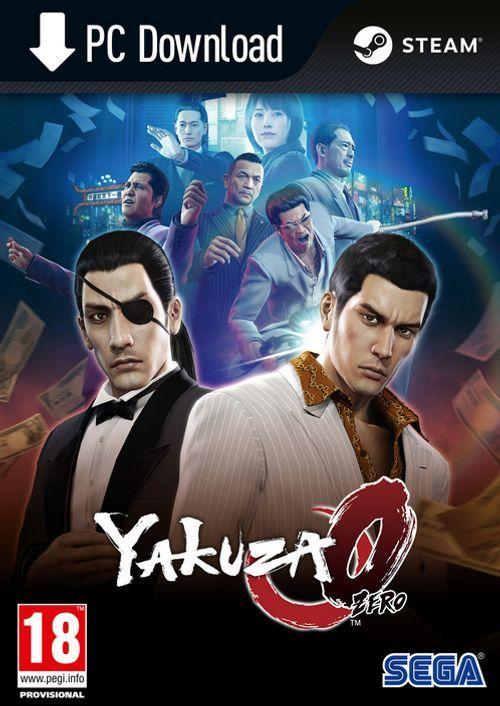 Get Yakuza 0 PC cheaper   cd key Instant download   CDKeys.com
