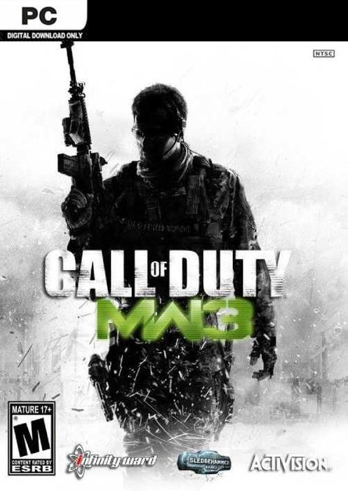 Call Of Duty Modern Warfare 3 Download Single Link : modern, warfare, download, single, Duty:, Modern, Warfare, CDKeys