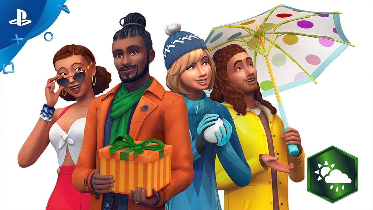 Get The Sims 4 Seasons Expansion PS4 cheaper | cd key Instant download | CDKeys.com
