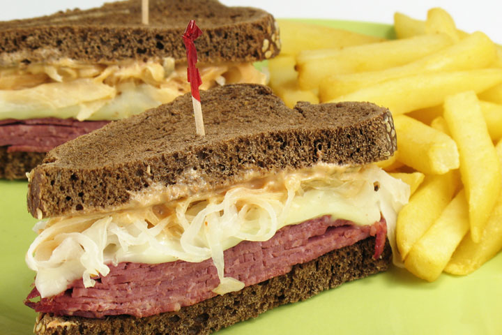 Reuben Sandwich Recipes  CDKitchen