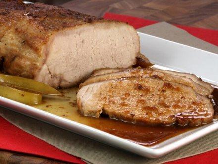 photo of Baked Pork Tenderloin