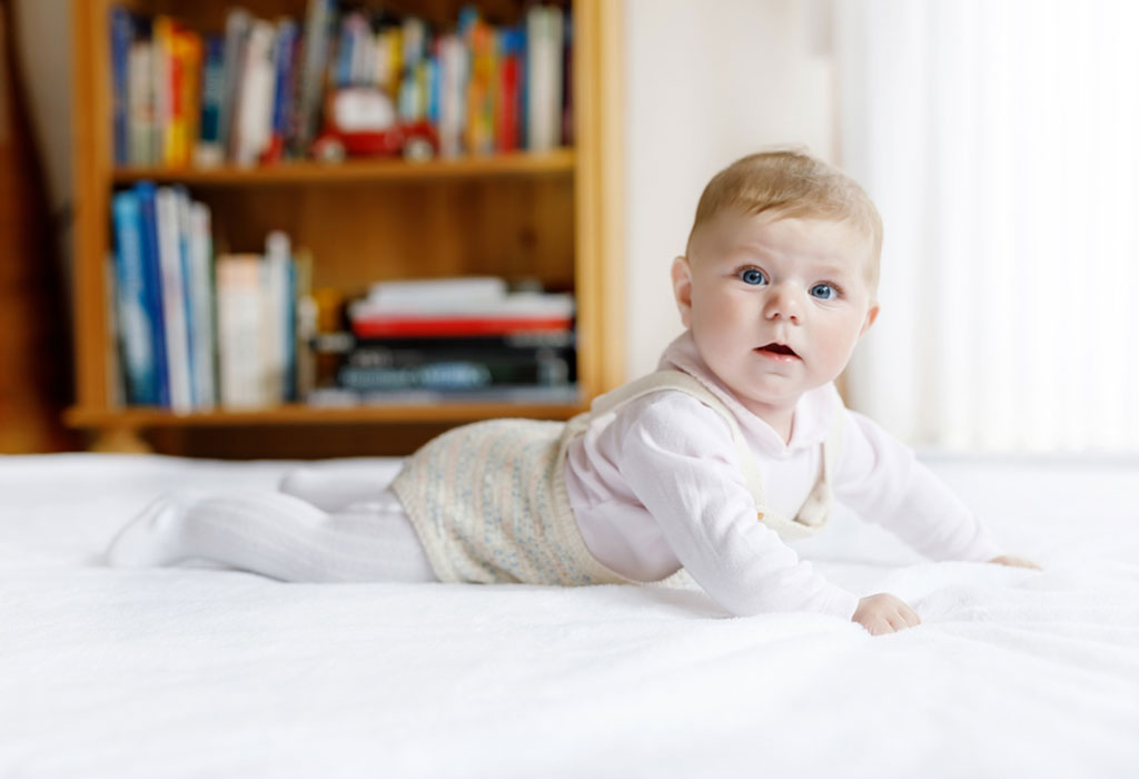5 Months Old Baby Milestones