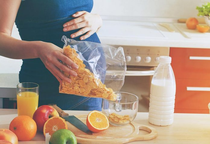 CORN FLAKES DURING PREGNANCY