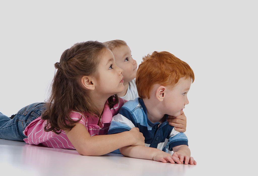 4-year-old social development