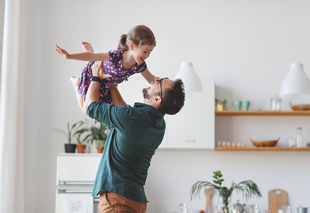 importance role of father