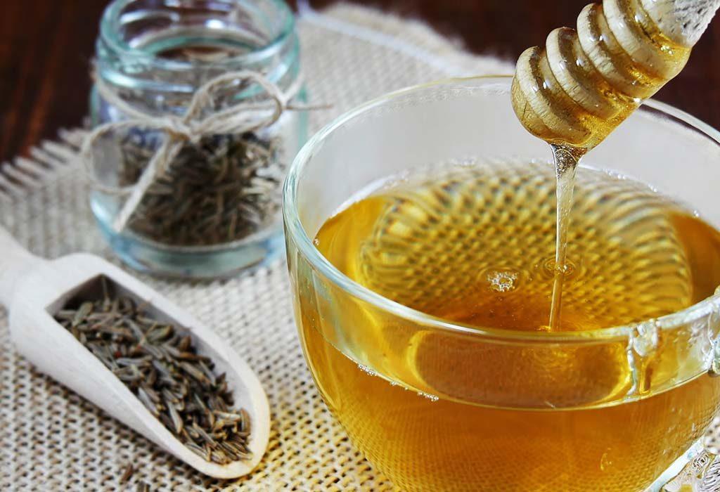 Cumin Tea to Induce Labour