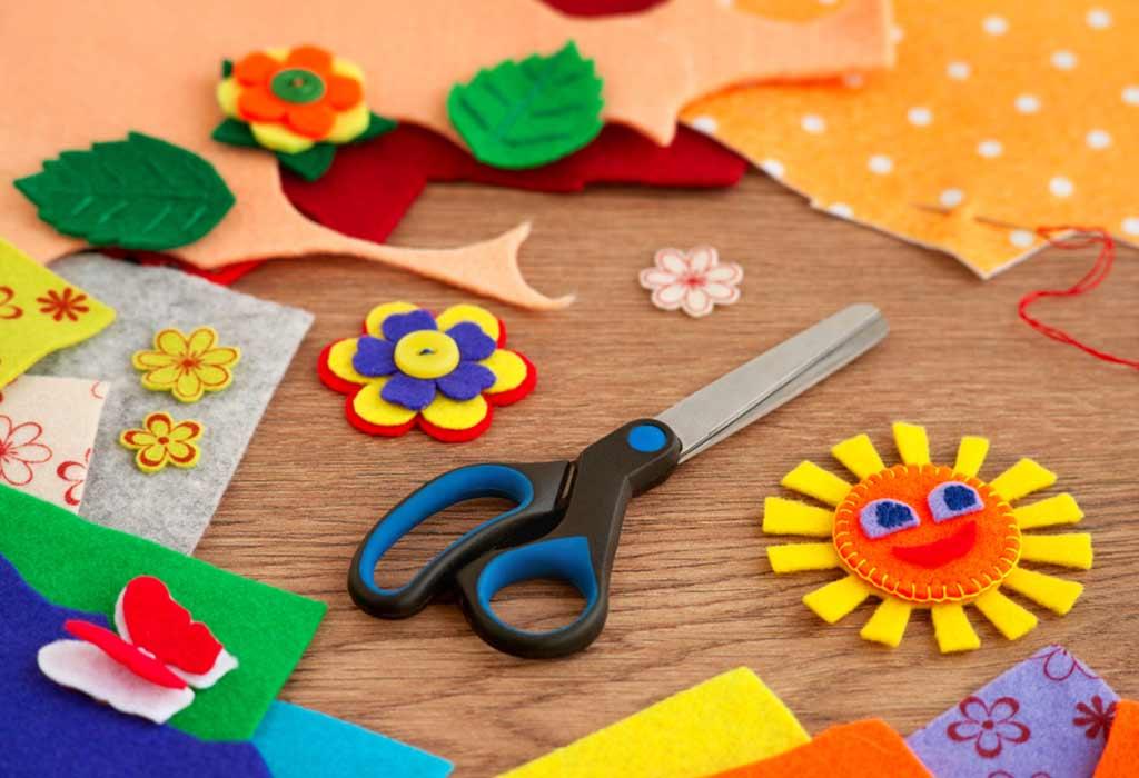 The editors of publications international, ltd. 12 Simple Easy Felt Crafts Ideas For Children