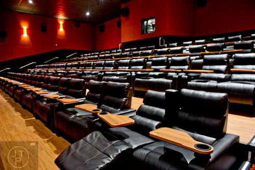 Regal To Convert Quarter of All Screens To Luxury Seating