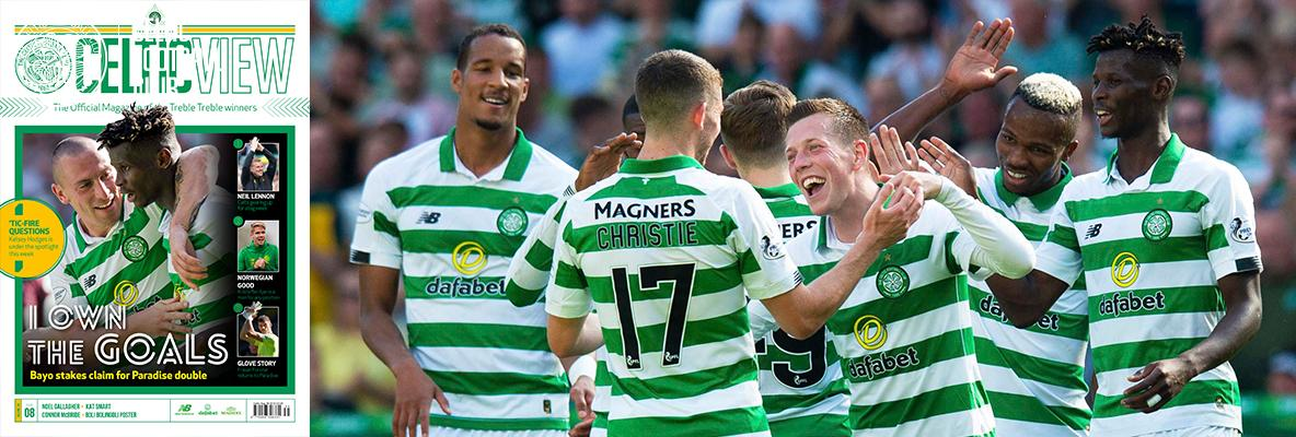 welcome to paradise celticfc
