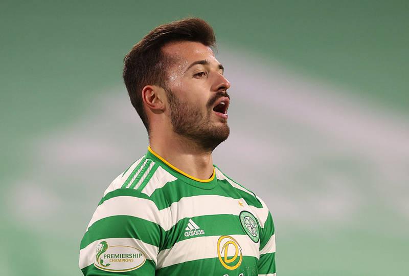 Celtic v Falkirk could be a crucial match for striker Albian Ajeti (67HailHail) - Celtic News Now