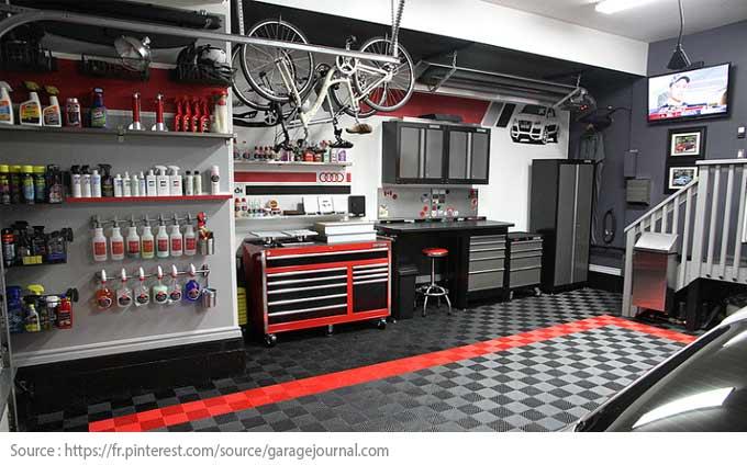 son garage centris ca