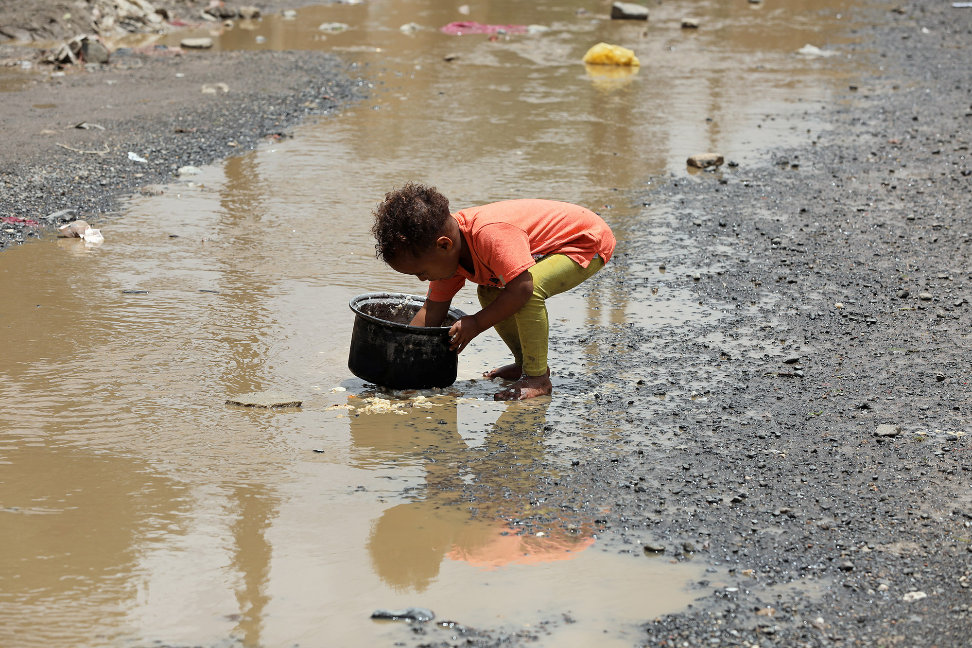 Through a series of evaporation, transpiration, condensation, precipitation, infiltration, runoff, and other smaller processes, the water cycle keeps the earth's water c. Water Stress A Global Problem That S Getting Worse Council On Foreign Relations
