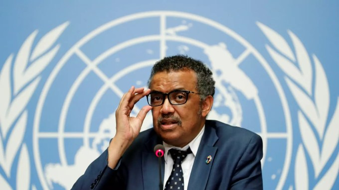 A Scorecard for Dr. Tedros as the WHO's Director-General   Council ...
