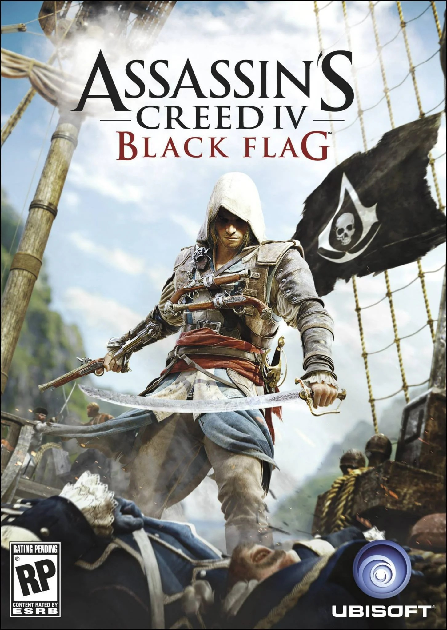 Black Flag Cover Art