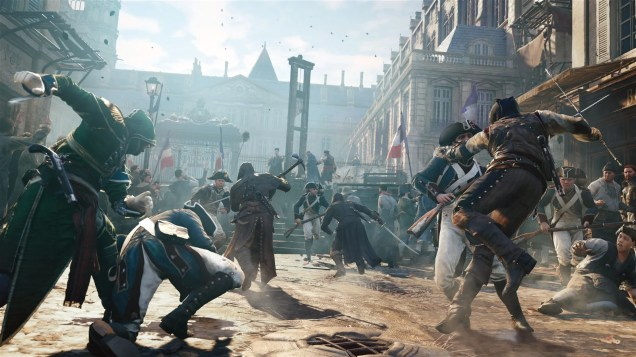 Assassin's Creed Unity (Xbox One) Review 3