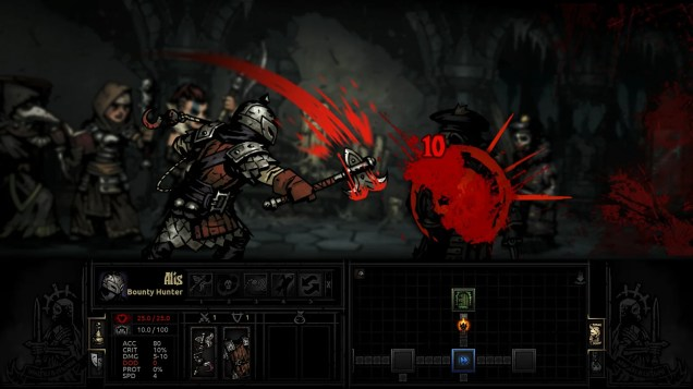 Early Access: Darkest Dungeon - 2015-02-10 13:18:10