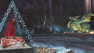 Reimagining Dragons, Revisiting Dungeons: A King's Quest Preview - 2015-03-26 13:06:31