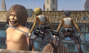 Excitement and Concern: Attack on Titan: Humanity in Chains - 2015-04-16 12:57:41