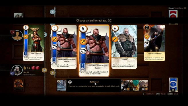 The Witcher III's Card Game Challenges the Notion of Mini-games - 2015-06-08 16:18:09