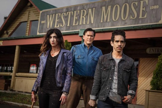 The Awesomeness of Ash Vs Evil Dead 1