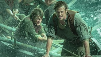 In The Heart Of The Sea (Movie) Review