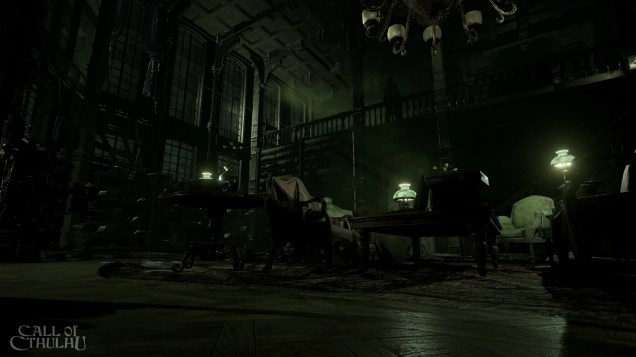 Cyanide Studio Unveils Call of Cthulhu Videogame