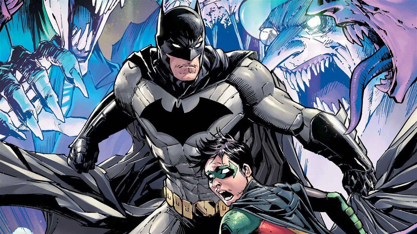 Dc Batman And Robin Eternal (comic) Review