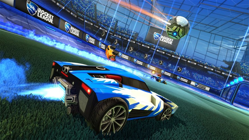 Rocket League (Switch) Review: Sometimes You Can Pick a ...