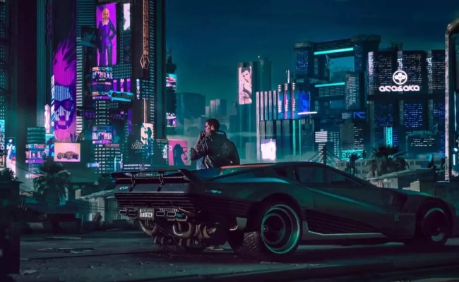 Cd Projekt Red Confirms Cyberpunk 2077 Optimized For Pc