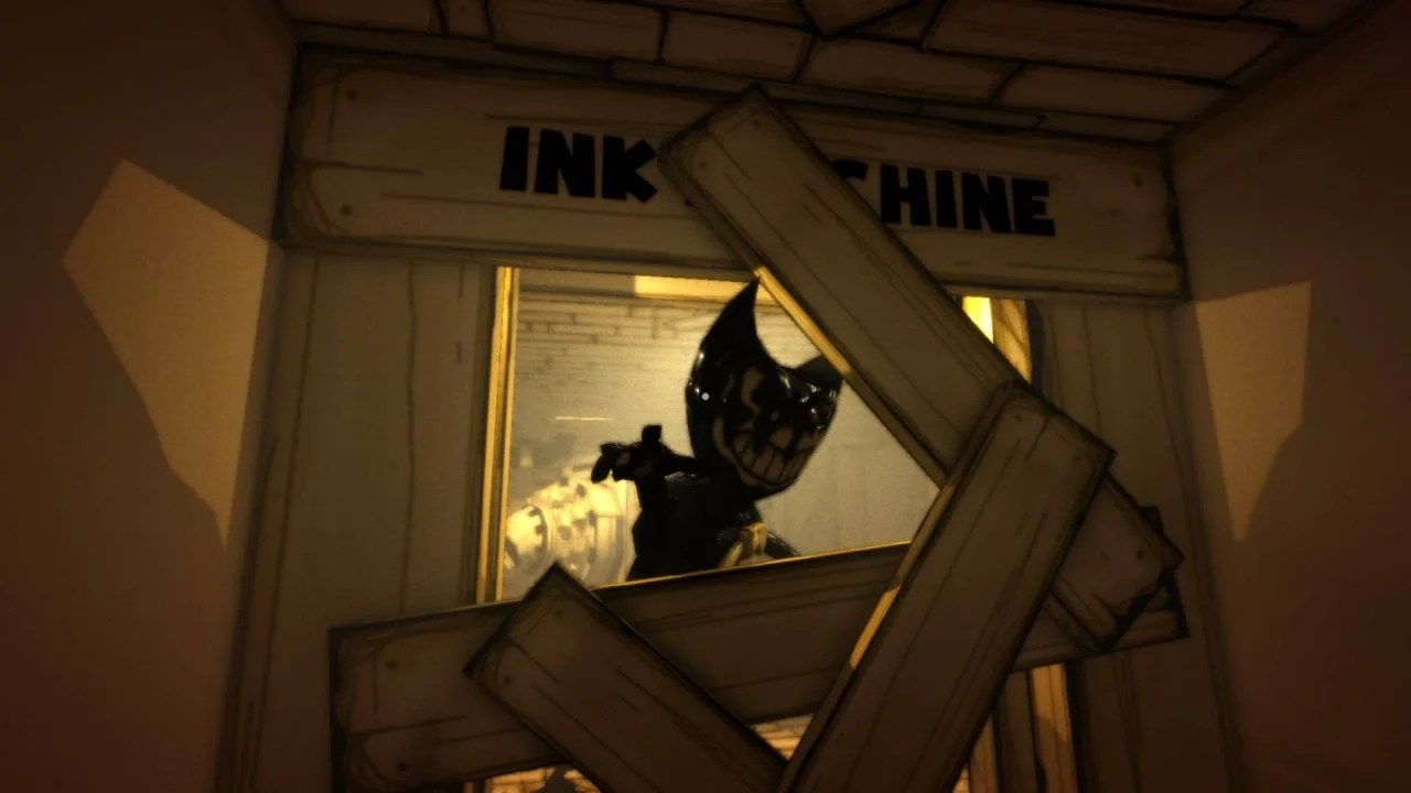 Bendy and the Ink Machine Xbox One Review  Unique Horror Boring Puzzles