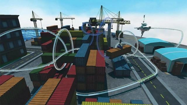 RollerCoaster Tycoon Joyride (PSVR) Review 3