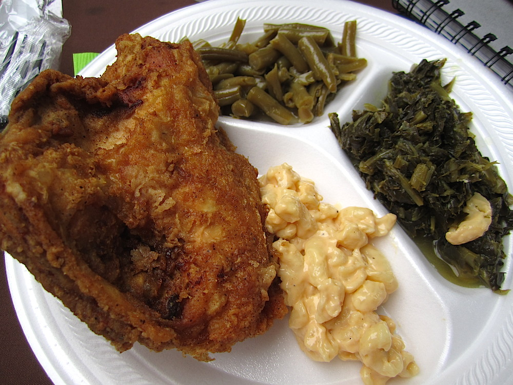 Soul Food Restaurants Knoxville Tn