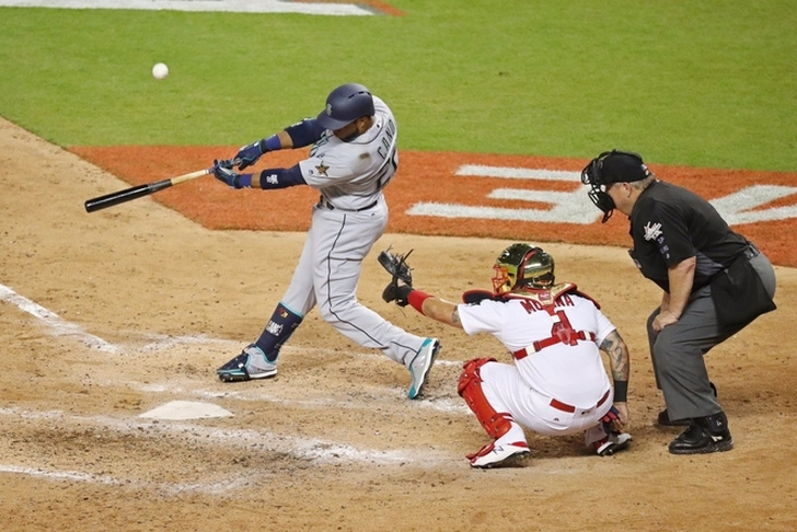 Image result for Robinson Cano All-Star home run