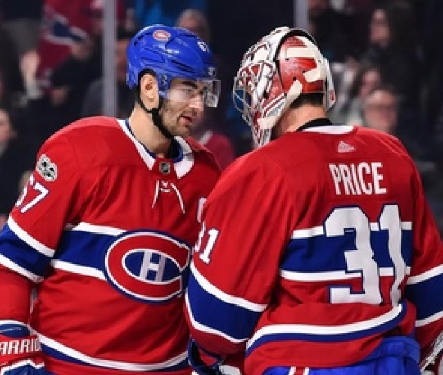 Sunday Habs Headlines Carey Price Praises Max Paciorettys Professionalism While Dealing With Trade Rumours