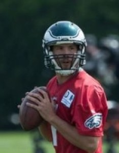 Eagles  training camp why is the depth chart at quarterback still  discussion also rh chatsports