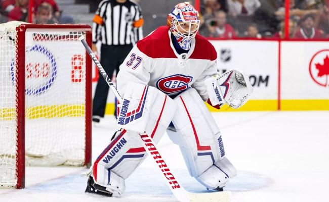 Canadiens Senators Game Recap Keith Kinkaid Earns