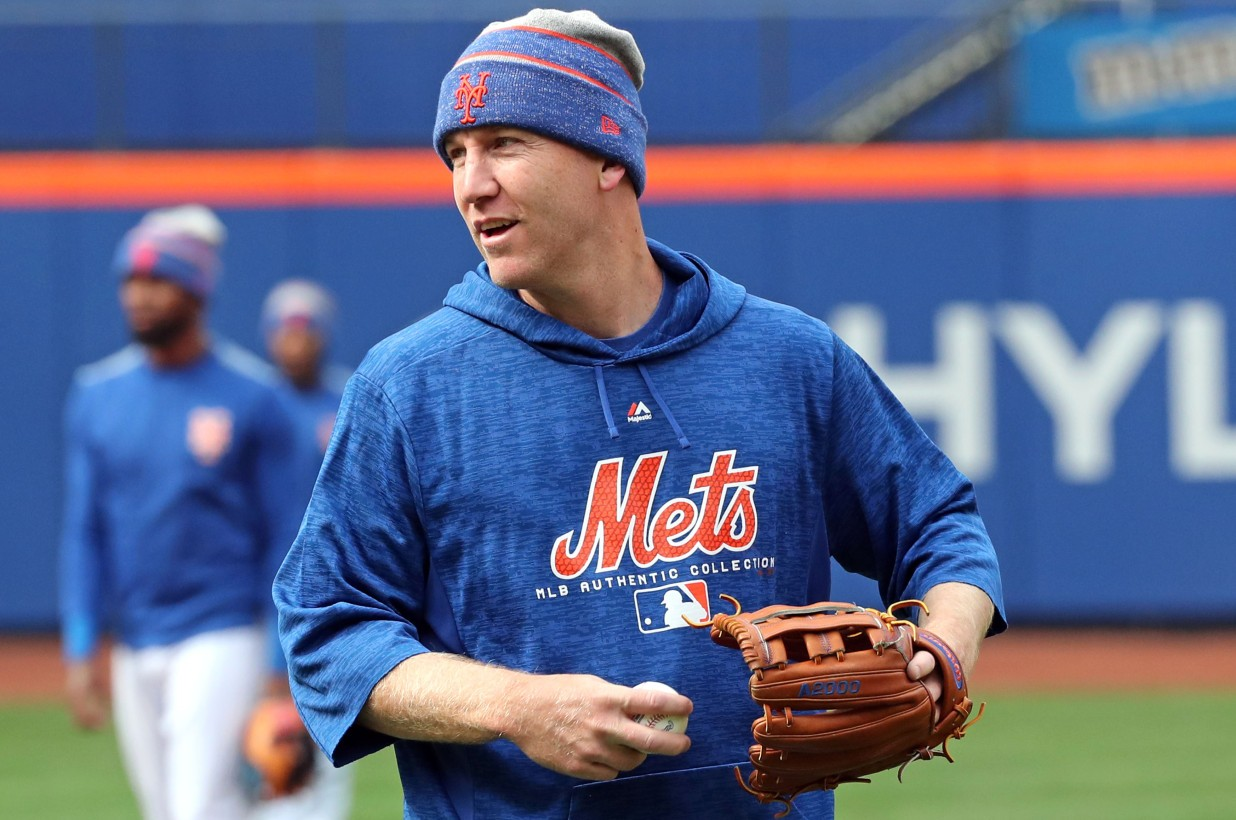Todd Frazier: Opening Day hits close to home