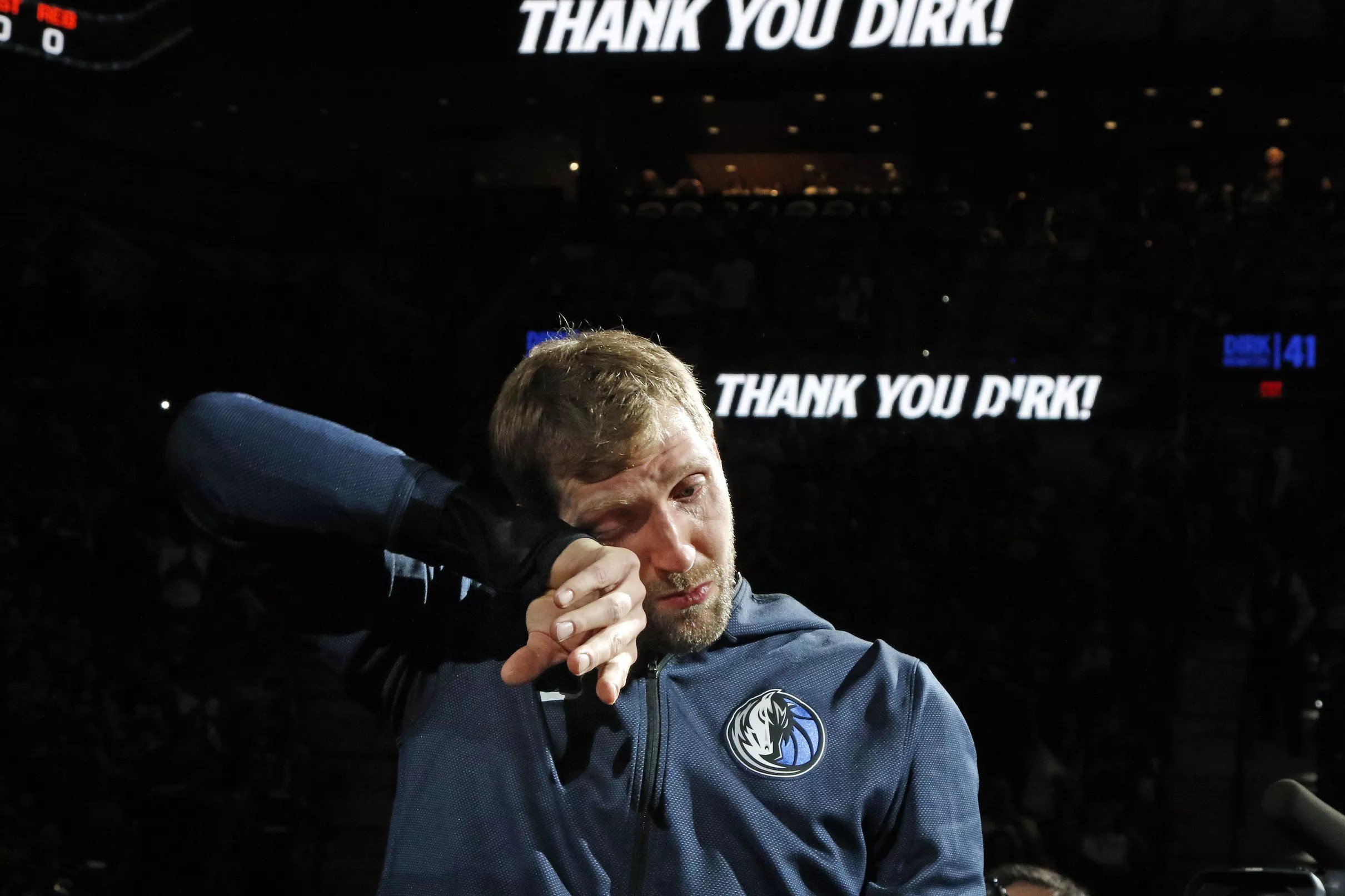 Finding meaning after Dirk