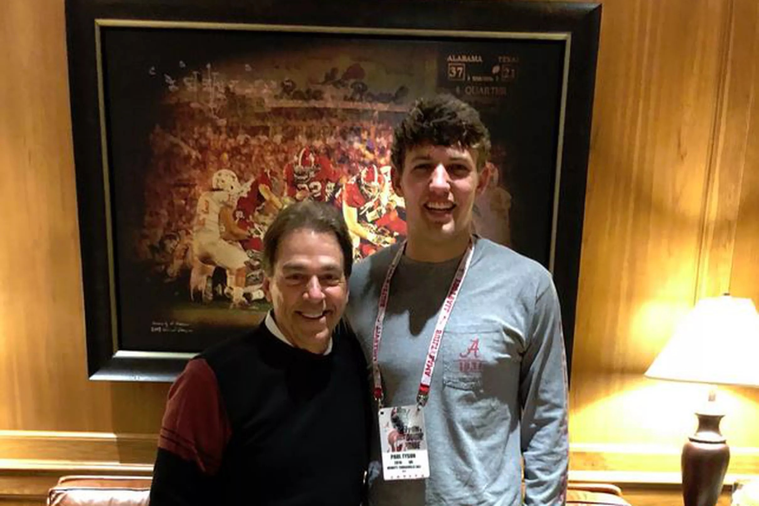 Recruiting Update Big Time Alabama Legacy Commits To The