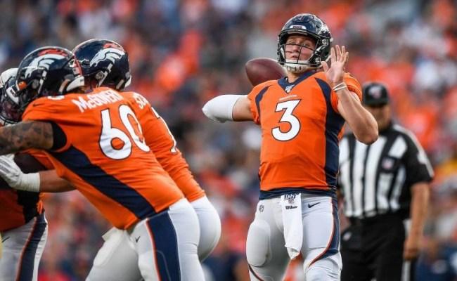 Broncos Vic Fangio Qb Drew Lock Could Open 2019 Season