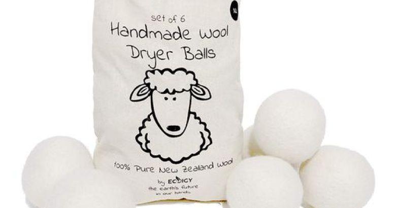 Ecoigy Wool Dryer Balls Chom Chom Roller