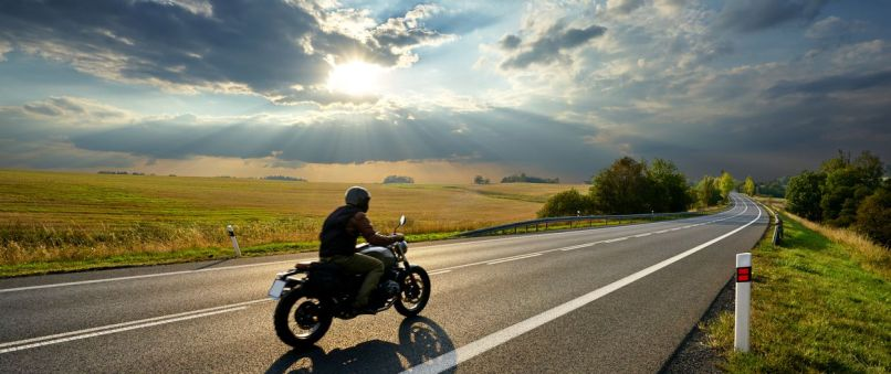 Best Motorcycle Routes In The U S