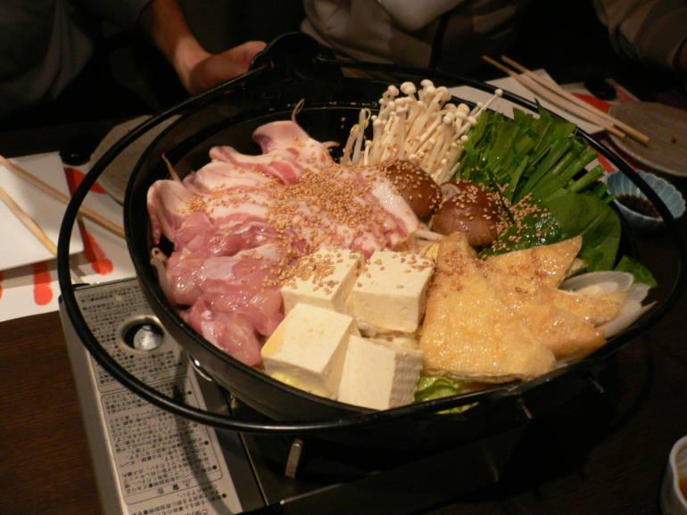 Mách bạn các quán lẩu cực ngon ở Tokyo 5