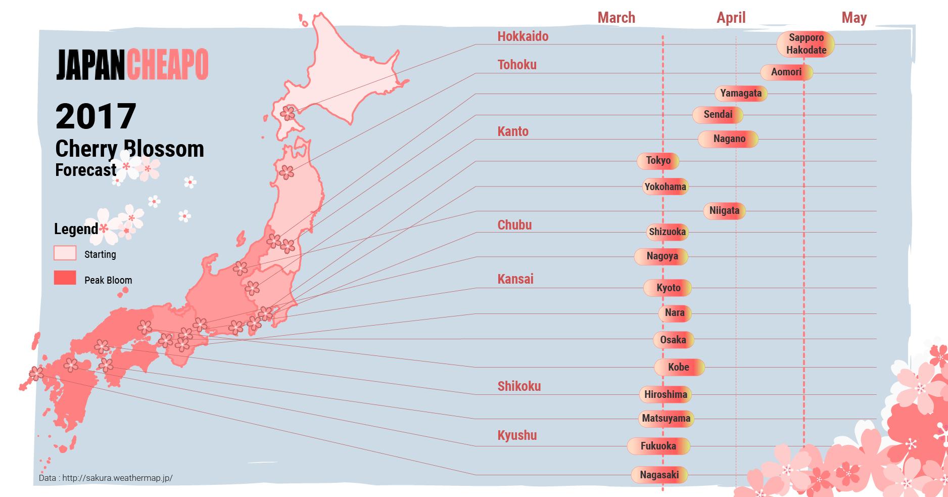 diagram the parts of cherry blossom tree 02 honda accord stereo wiring 26 tokyo sakura spots mega guide cheapo