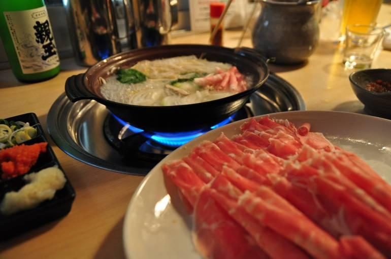 Mách bạn các quán lẩu cực ngon ở Tokyo 3