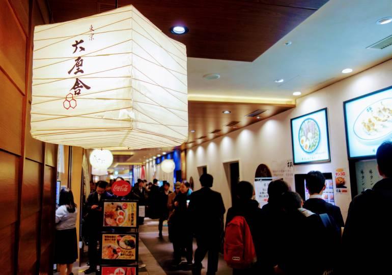 Tokyo Ramen Street 8 Of The Best Ramen Restaurants Tokyo