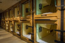 Capsule Hotels In Tokyo Experience Cheapo